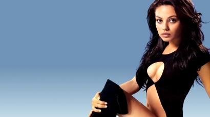 Mila Kunis jobban szereti a szakadt ruhákat