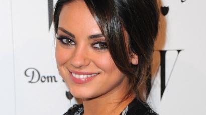Mila Kunis szeret vígjátékokat forgatni