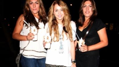 Miley Cyrus beszőkült