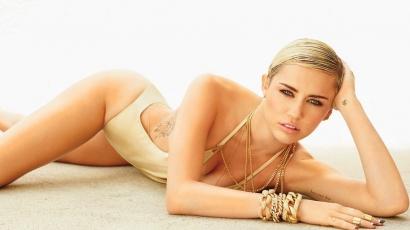 Miley Cyrus előtt új távlatokat nyitott a rövid haj