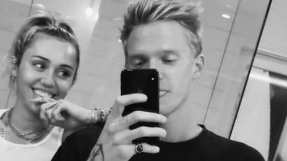 Miley Cyrus és Cody Simpson közös bandát alapított?