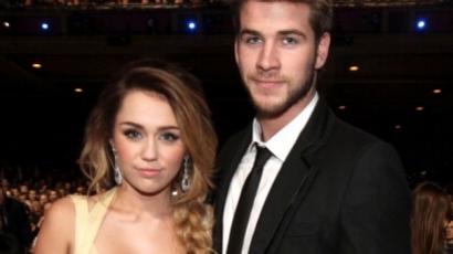 Miley Cyrus és Liam Hemsworth már az esküvőt tervezi