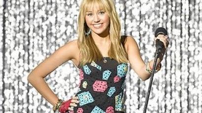 Miley Cyrus flashmob Budapesten!