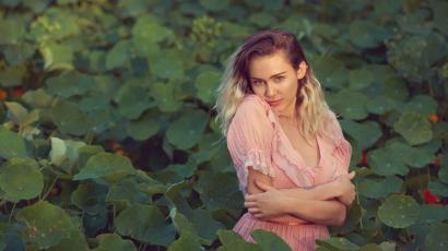 Miley Cyrus hetek óta tiszta