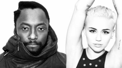 Íme, Miley Cyrus és Will.I.Am duettje