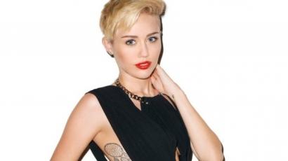 Miley Cyrus ismét forgat