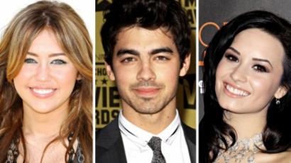 Joe Jonas csak vagánynak akart tűnni?