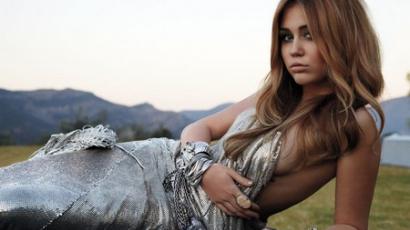 """Miley Cyrus: """"Nem vagyok anorexiás!"""""""