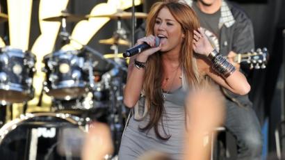 Miley Cyrus utálja a popzenét