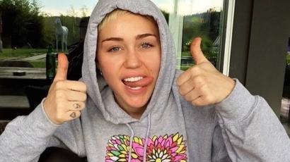 Miley Cyrus végre felmutatott valamit