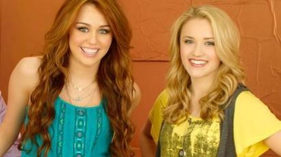 Miley és Emily közös számának előzetese