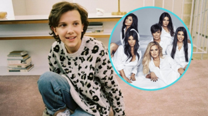 Millie Bobby Brown Kardashianék megszállottja