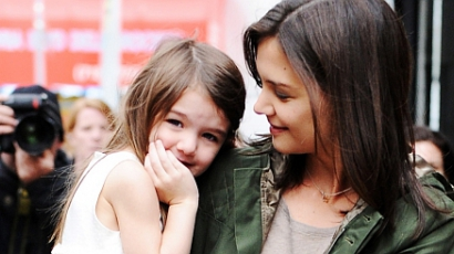 Milliókat költ lányára Katie Holmes