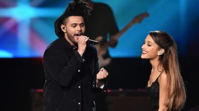 Minden bizonnyal érkezik Ariana Grande és The Weeknd közös dala