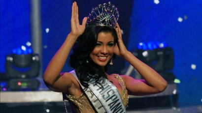 Reina Hispanoamericana 2012: Miss Haiti nyerte a koronát