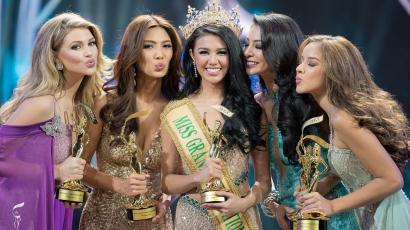 Miss Indonézia nyerte az idei Miss International szépségversenyt