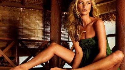Modelliskolát szeretne nyitni Kate Moss