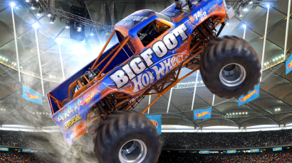 Monster Trucks Live Budapesten!