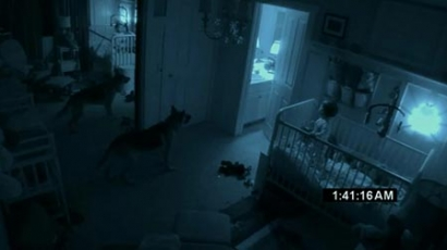 Mozikban a Paranormal Activity 2