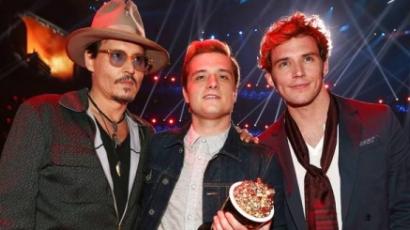 MTV Movie Awards 2014: íme, a nyertesek