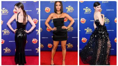 MTV Movie & TV Awards 2020: vörös szőnyeg – a fekete hódított!