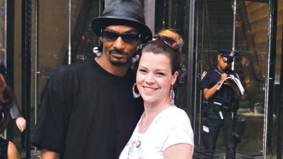Muri Enikő Snoop Doggal találkozott