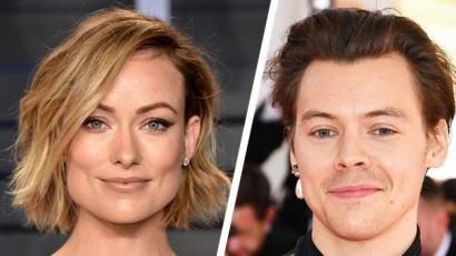Nagyon szerelmesek: Harry Styles és Olivia Wilde alig bírták elengedni egymást