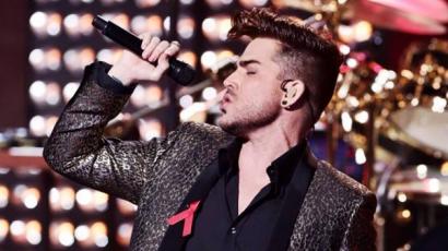 Nagyot aratott Adam Lambert a Queennel az X Factorban