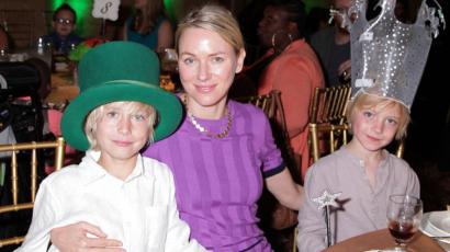Naomi Watts nyolcéves kisfia alig várja, hogy megnézhesse anyját A kör című horrorfilmben