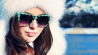 Napszemüveg télen? Naná! Íme 3 indok, amiért a mínuszokban is érdemes magunkon viselni