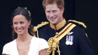 Családban marad: Pippa Middleton a hercegre hajt