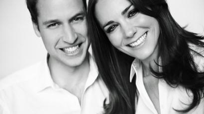 Nászútra ment a hercegi házaspár
