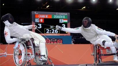 Négy érem - a mai paralimpiai szereplés