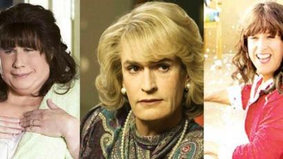 A sikerért mindent — színészek női bőrben