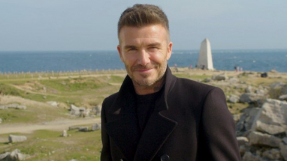 Nem hinnéd el, mivel szórakozik David Beckham hajnali háromkor