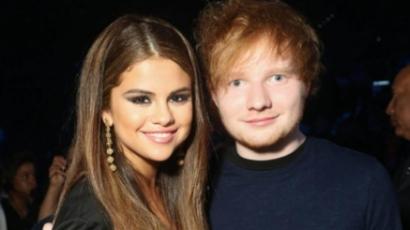 Nem lesz Selena Gomez és Ed Sheeran-duett