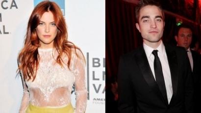 Nem randizik Robert Pattinson és Riley Keough