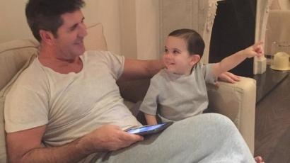 Nem tudunk betelni Simon Cowell kisfiával