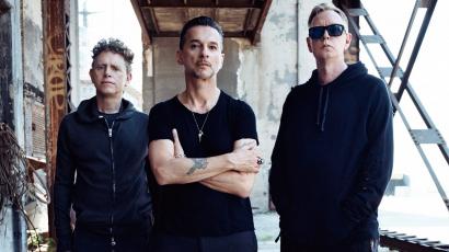 Nem űrhajóval jön a Depeche Mode Budapestre