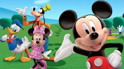 Nem volt mindig aranyos: íme a Mickey egér evolúciója!