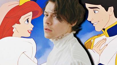 Nemet mondott! Harry Styles nem kíván Erik herceg lenni A kis hableány remake-jében