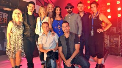 Német sorozatban vendégeskedik a Backstreet Boys