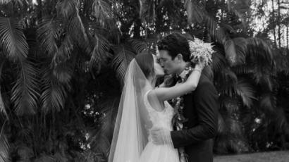 Nézd meg az első képeket Miles Teller és Keleigh Sperry esküvőjéről!