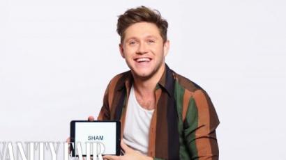 Niall Horan ír szlenget tanított nézőinek