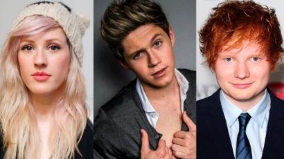 Niall Horan és Ellie Goulding ihlette meg Ed Sheerant?
