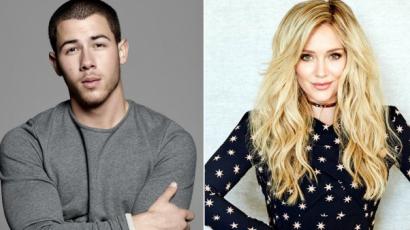 Nick Jonasnak megakadt a szeme Hilary Duffon