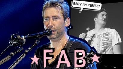 Nickelback magyar rajongóval a színpadon lépett fel – beszámoló!