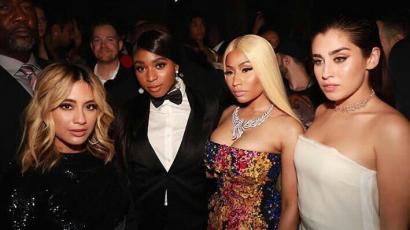 Nicki Minaj a Fifth Harmony védelmére kelt a VMA-n