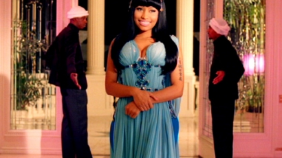 Nicki Minaj tündérmesében él