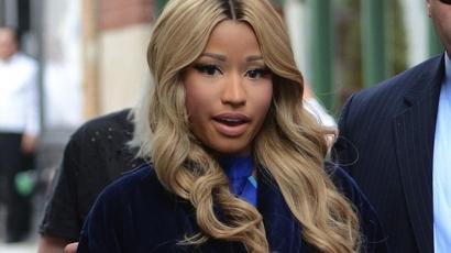Nicki Minaj lesz az idei EMA házigazdája